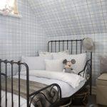 Миннен раздвижная кровать в интерьере