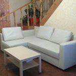 Угловой диван Монстад фото в интерьере