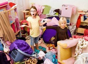 вещи в квартире
