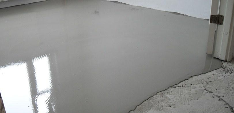 Наливной пол