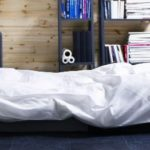 Диван-кровать сольста разобранный фото