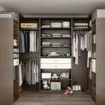 Чем хороши современные гардеробные системы