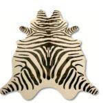 искусственная шкура зебры от икеа