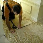 Как укладывать ковровые покрытия