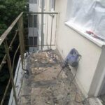 Демонтаж балкона – опасно, но необходимо