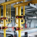 Как происходит демонтаж газопровода?
