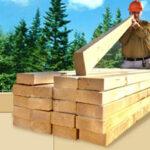 Ольха в строительстве — области применения