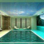 Где построить бассейн в частном доме