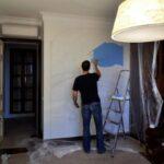 Подготавливаем стены под покраску