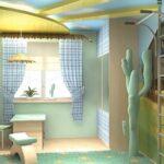 Дизайн детской комнаты для мальчика: выбор стилистического направления