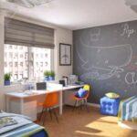Интерьер детской комнаты: основные решения в оформлении