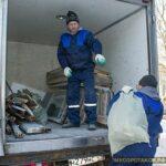 Благоустройство территорий и утилизация строительного мусора