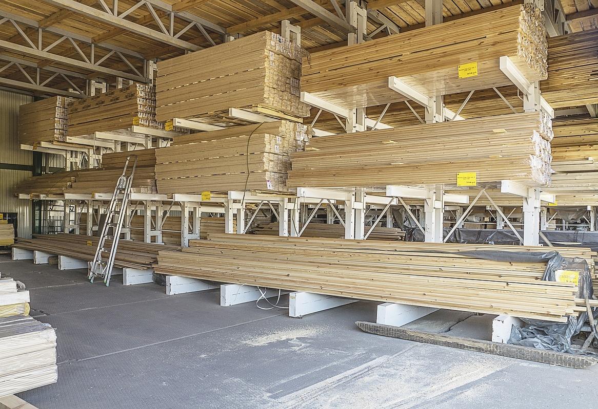 производство стеллажей санкт петербург