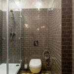 Дизайн ванной комнаты с душевой кабиной: особенности распределения пространства