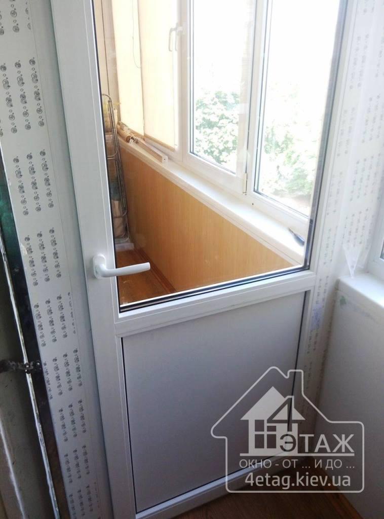 """""""4 этаж"""" Металопластиковые двери"""