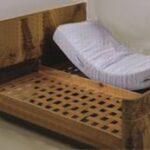 Реставрация и ремонт кровати старого образца
