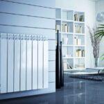 Расположение радиатора в помещении и у стен, установка и расчёт
