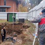Геология грунтов на участке строительства