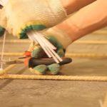 Армирование стяжки пола — способы, материалы и цена
