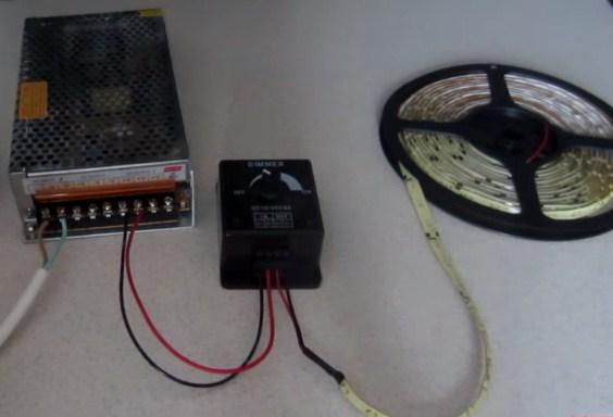 Контроллер приема сигнала