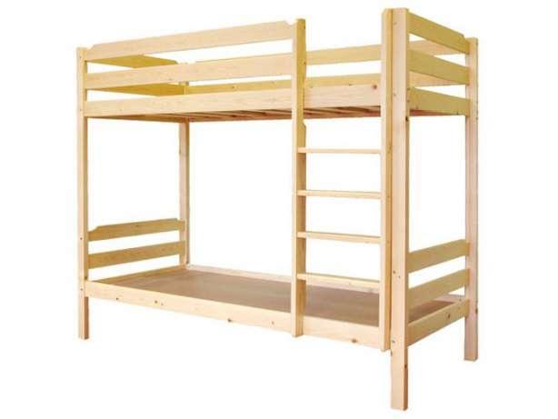Как сделать 2х ярусную кровать
