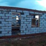 Технология строительства гаража из пеноблоков