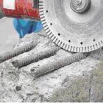 Как отремонтировать повреждения в бетонном полу