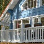 Дом из клееного бруса NordLine 607