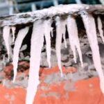 Как избавиться от сосулек на крыше