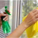 Как и чем правильно мыть пластиковые окна?