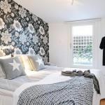 Какие обои клеить в спальне — фото дизайна интерьера