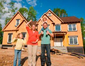 «малый дом» для средней семьи