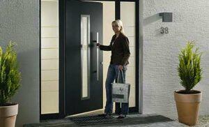 Проблема выбора входных дверей