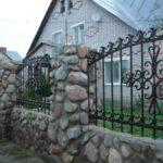 Металлический забор и ограждение в Новосибирске
