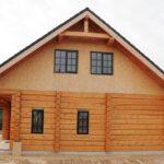 Загородные дома из бруса: основные преимущества