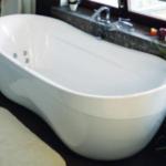 Акриловая ванна и ее особенности