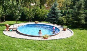 бассейн на участке