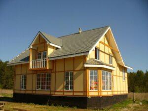 каркасных домов