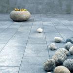 Каменный пол — изящный штрих любого интерьера