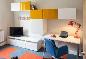 цветная мебель бесто