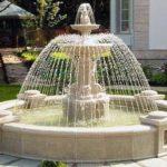 Декориативный фонтан