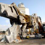 Из каких этапов состоит демонтаж строительных конструкций?