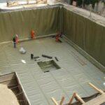 Гидроизоляции в подземном строительстве