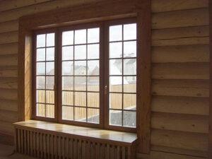 деревянных окон