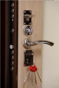 гнуто-сварочные двери