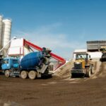 Бетонно-растворные узлы – быстрое и эффективное изготовление бетона
