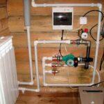 Отопление дома с помощью электрической энергии
