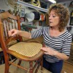 Реставрация старых деревянных стульев
