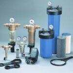 Системы подготовки воды для коттеджных комплексов