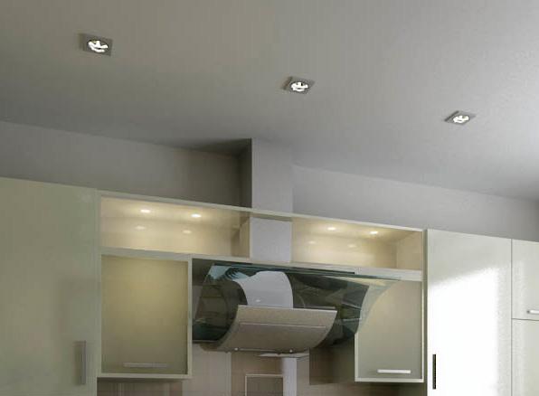 Светильники на кухне3